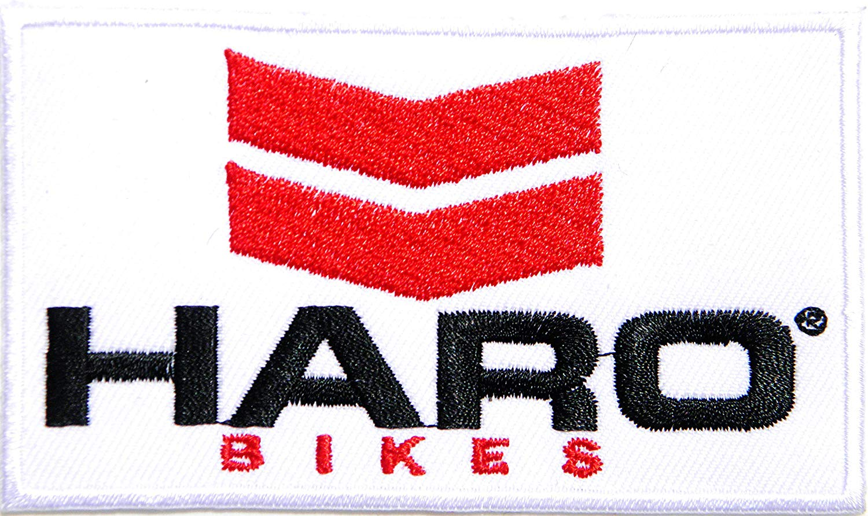 Amazon.com: AUTOMOTIVE PACTH CAFE HARO Bikes Old School BMX.