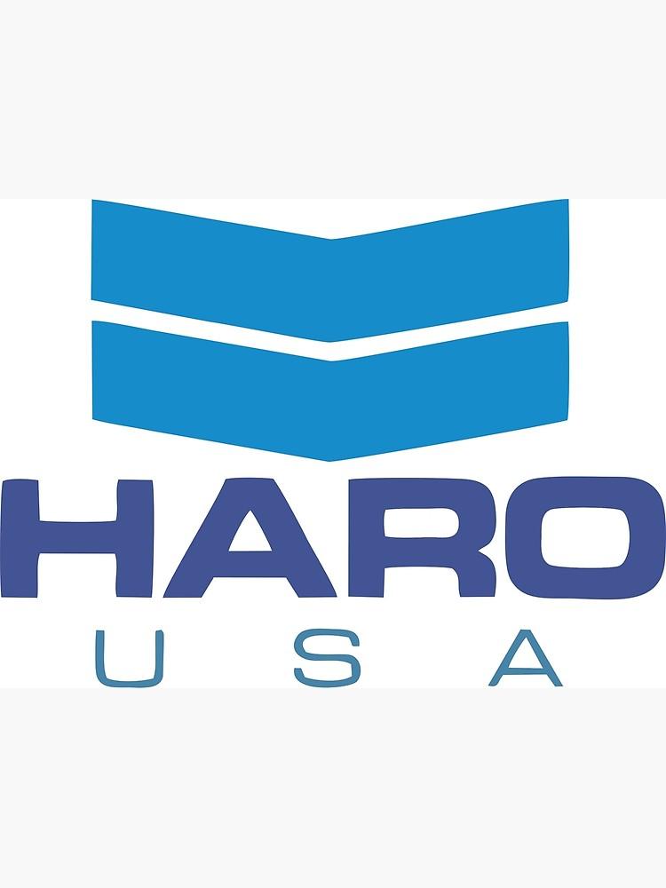 Vintage Haro BMX Logo.