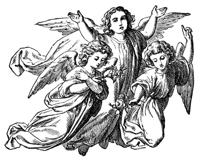 Christian Angel Clipart.