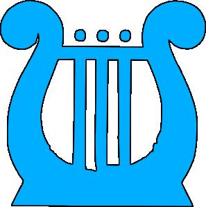 Lira Musical Instrument Clip Art at Clker.com.