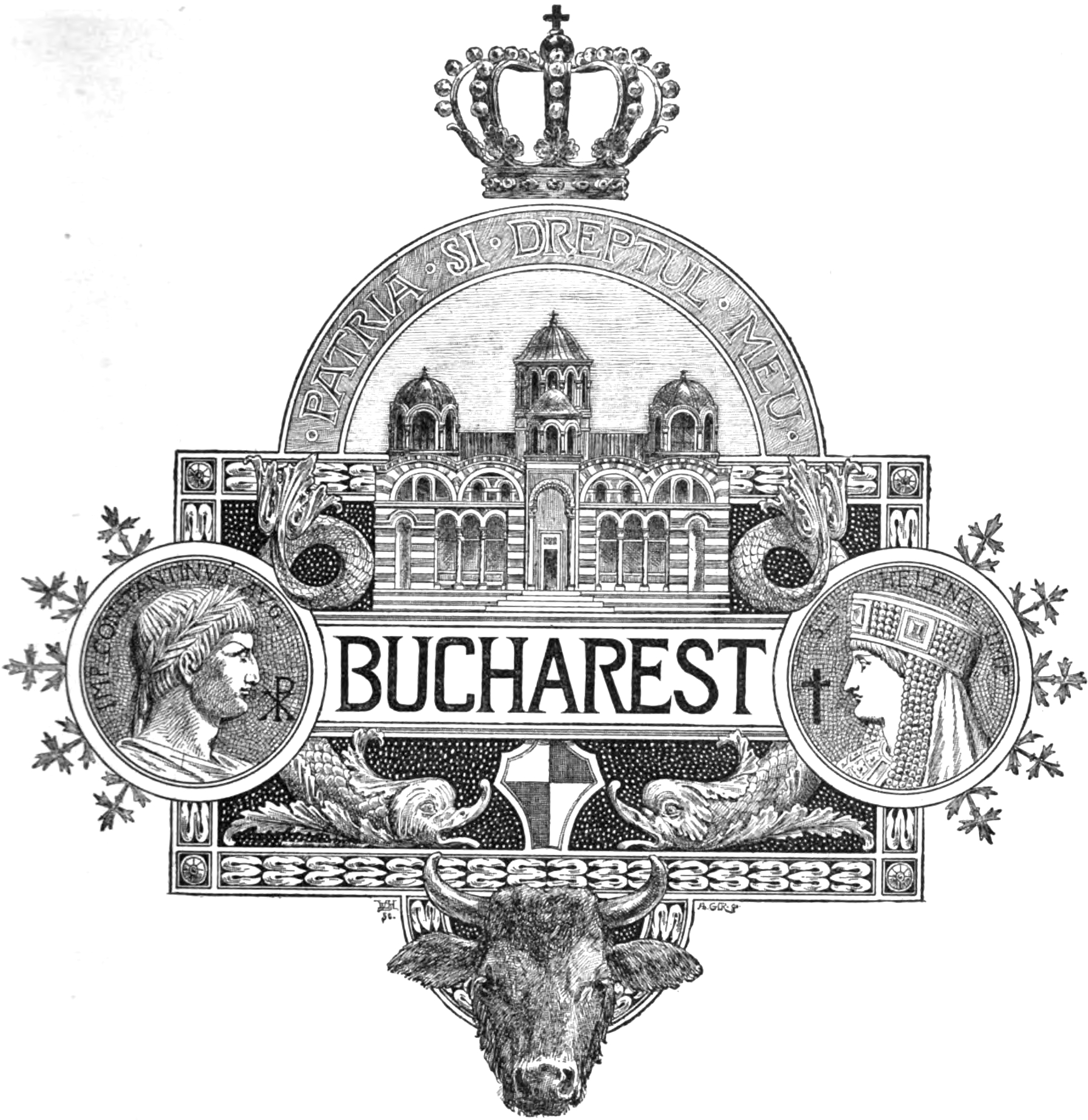 File:Historical Bucharest CoA 1893 Harper\'s Logo.jpg.