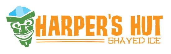 Harper\'s Hut Logo.