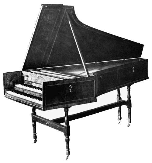 The Project Gutenberg eBook of Harpsichords and Clavichords, by.