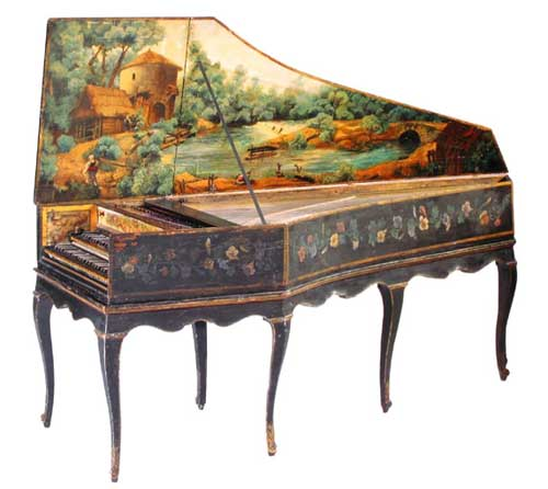 1000+ images about Harpsichords on Pinterest.