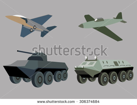 Harrier Jump Jet Clipart.
