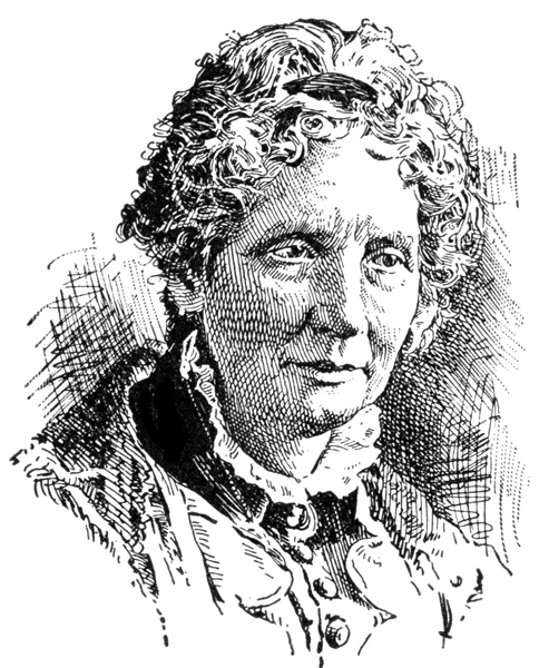 Harriet Beecher Stowe.