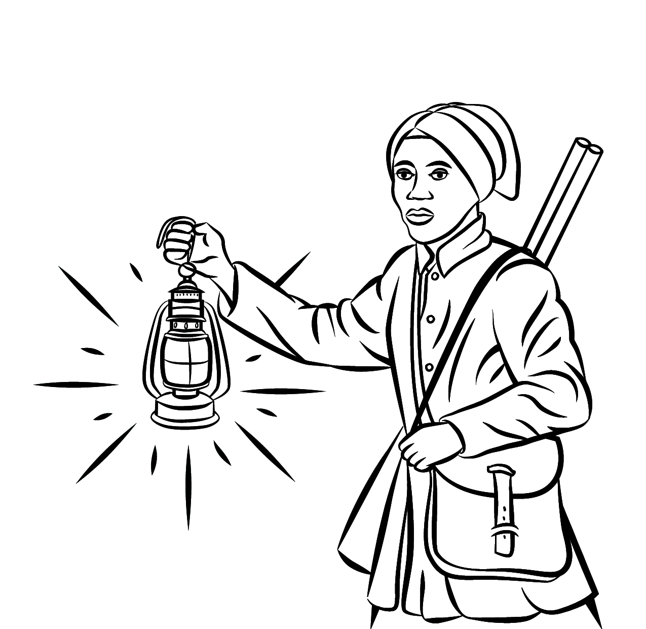 72+ Harriet Tubman Clipart.