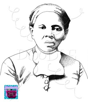 Harriet Tubman Clipart.