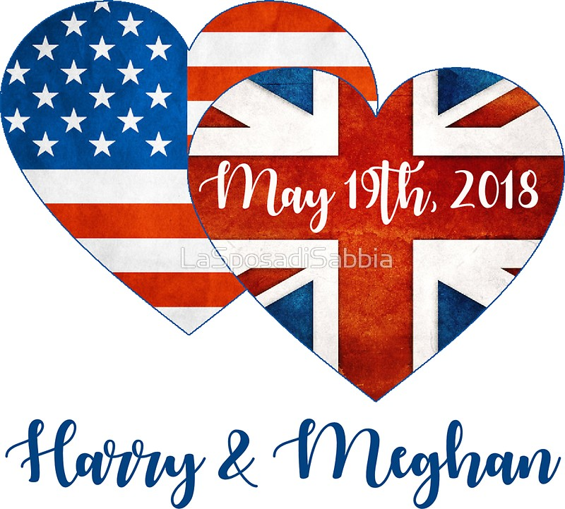 Harry & Meghan by LaSposadiSabbia.