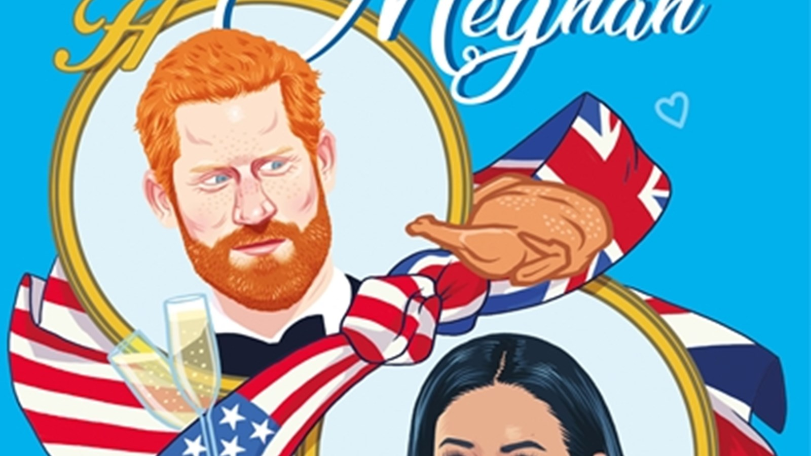 Harry and meghan clipart 9 » Clipart Station.