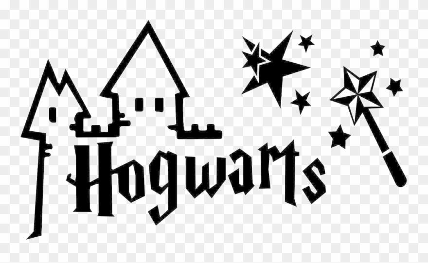 Hogwarts Logo Png Clipart Background.