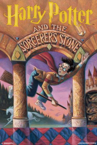 Harry Potter And The Sorcerer's Stone.