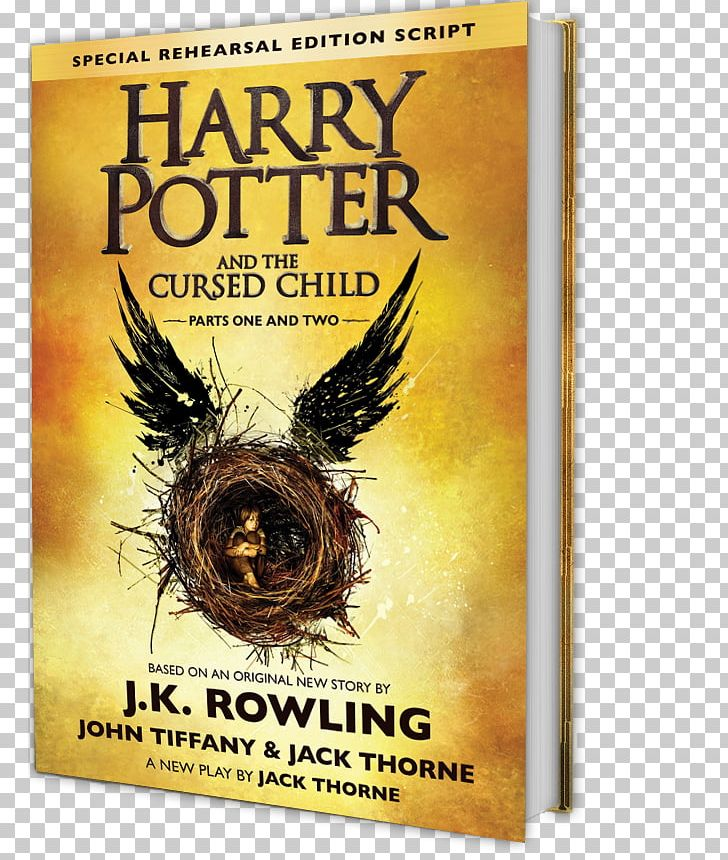Harry Potter And The Cursed Child: Parts One And Two Book The.
