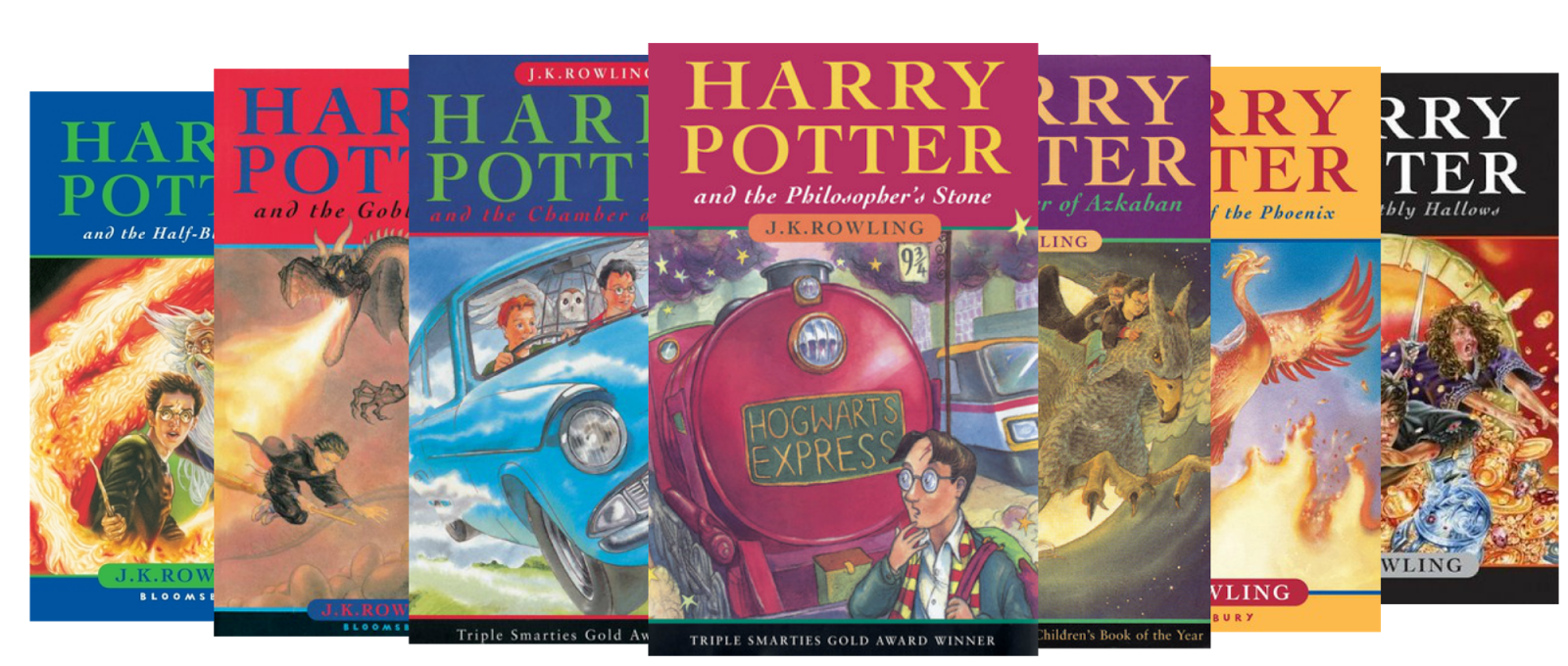 Book Notes: Harry Potter.