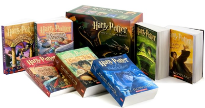 Harry Potter Books Png Vector, Clipart, PSD.