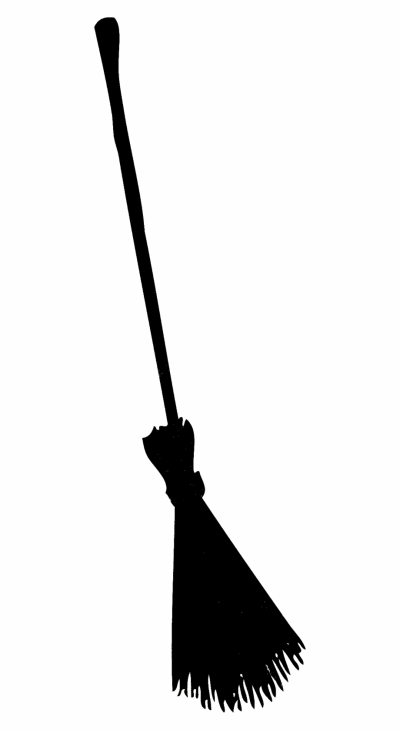 Broomstick PNG.
