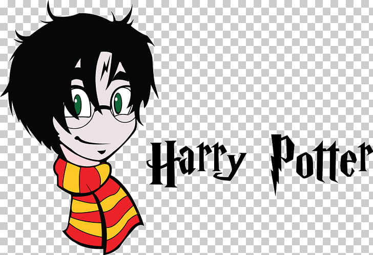 Fictional universe of Harry Potter Cartoon , Harry Potter.