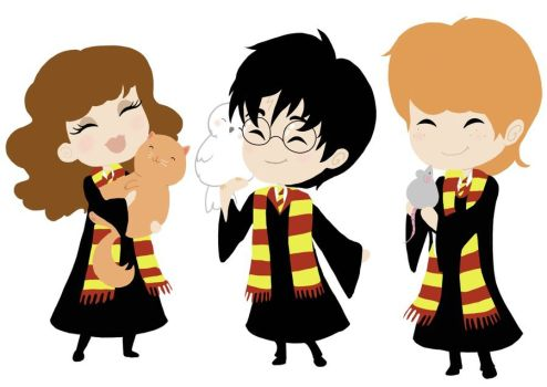 Harry Potter favourites by jesspug7 on DeviantArt.