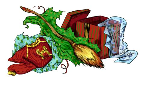 (Flex Class) Harry Potter Christmas: Christmas Traditions in the Wizarding  World.