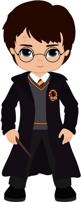 Download harry potter clip art clipart Harry Potter (Literary Series.