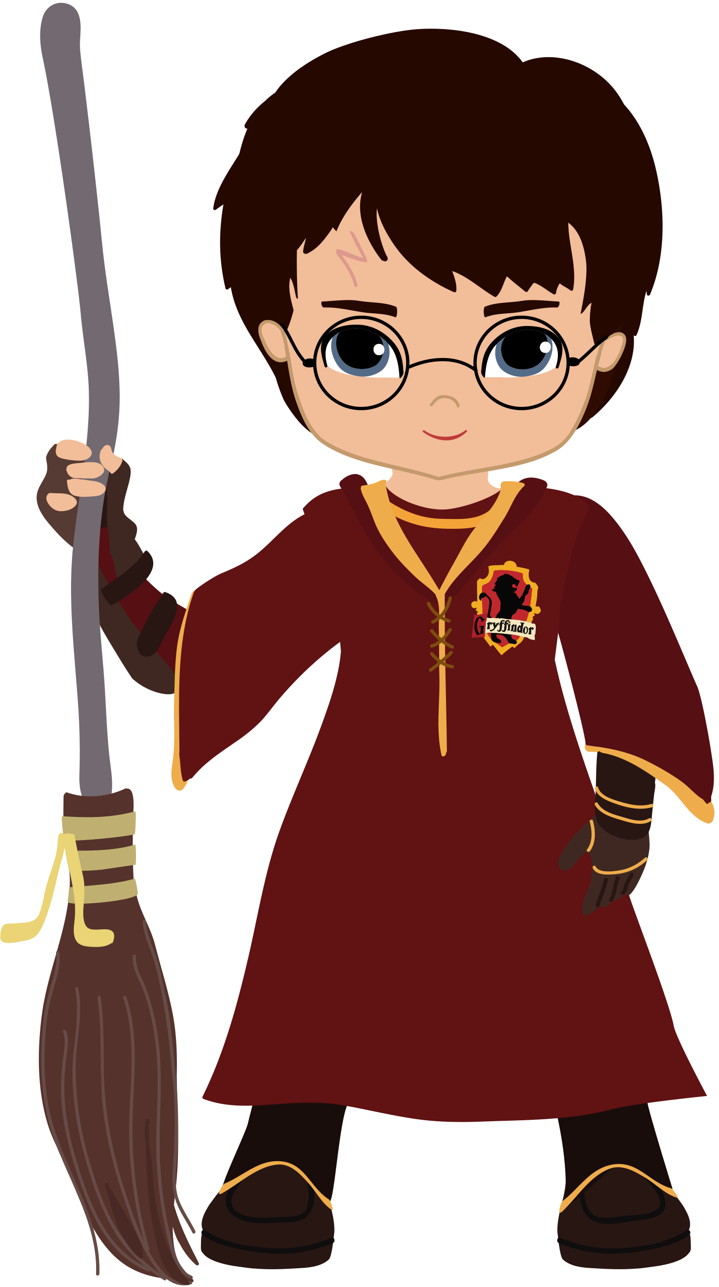 Harry Potter Clipart to free download.