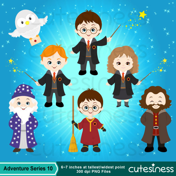 Harry potter clipart #13