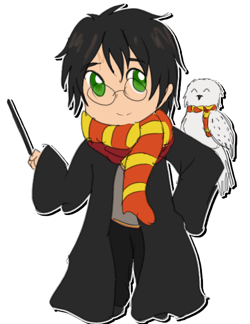 67 Free Harry Potter Clip Art.