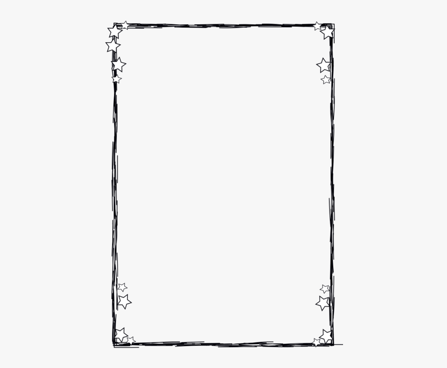 Cadre Étoile Borders For Paper, Borders And Frames,.