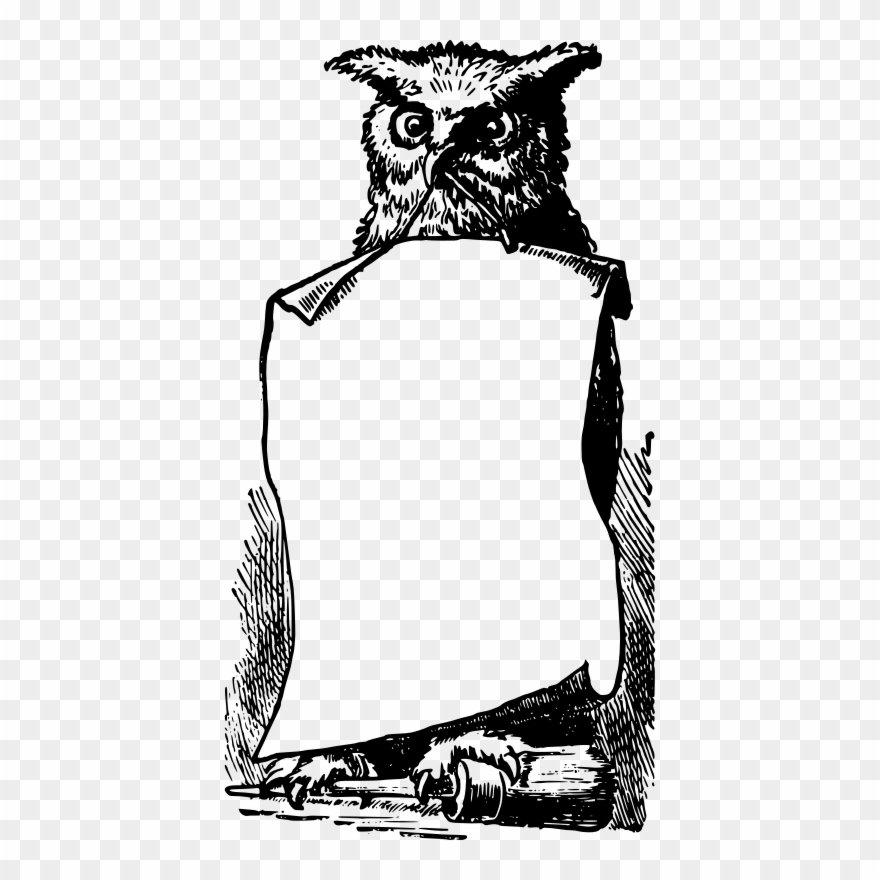 Harry Potter Clipart Owl Post.