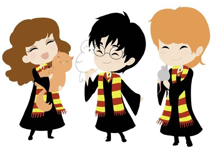 Clipart Of Harry Potter.