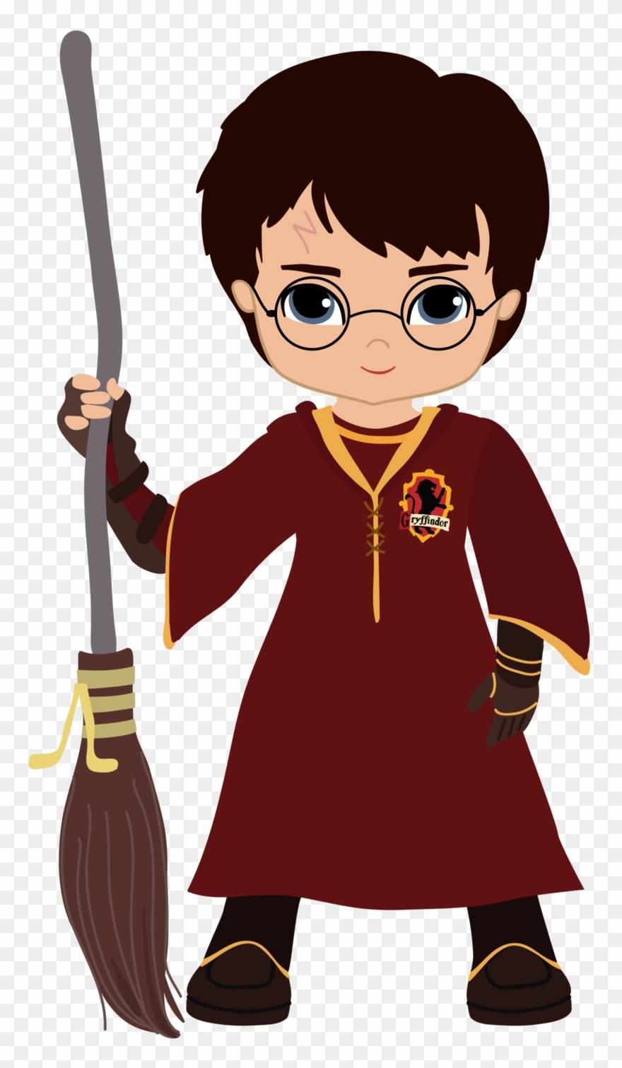 Harry Potter Png Transparent Image.