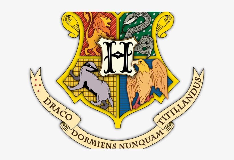 Harry Potter Clipart Hogwarts Crest.