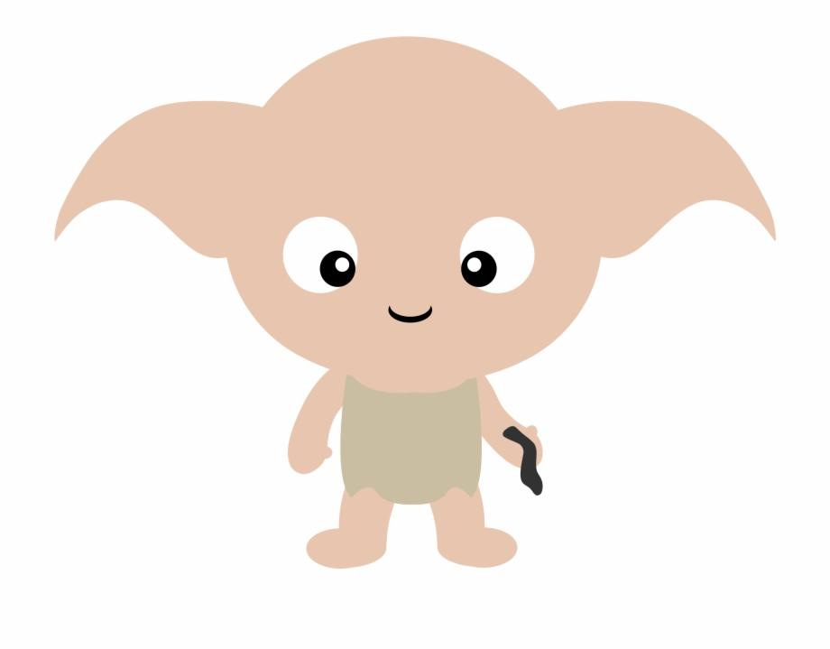 Acting Drawing Dobby Harry Potter Dobby Cartoon.