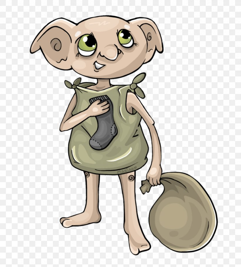 Dobby The House Elf Clip Art Fictional Universe Of Harry.