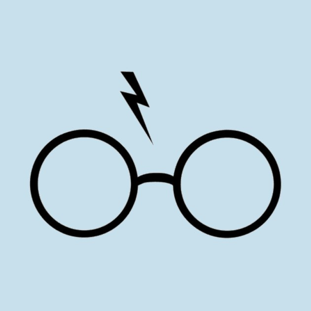 Harry potter glasses and scar clipart 6 » Clipart Portal.