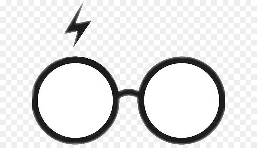 Download Harry Potter Glasses Png Transp #760264.