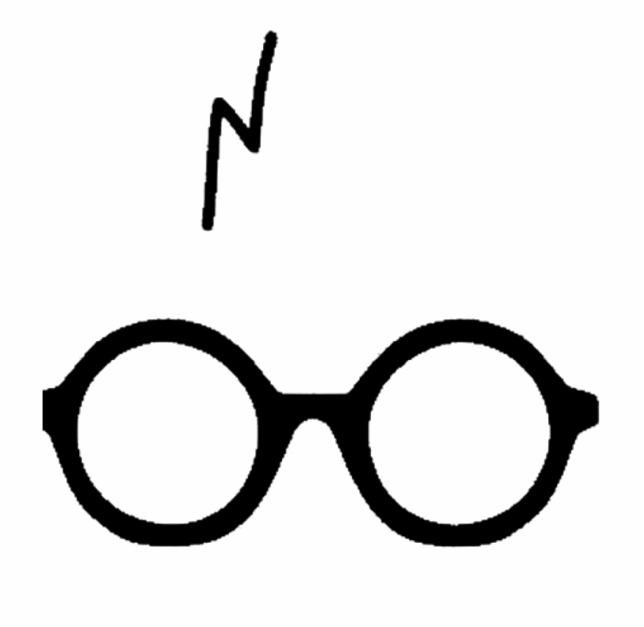 Harry Potter Glasses Clipart Banner Clipart Hatenylo.