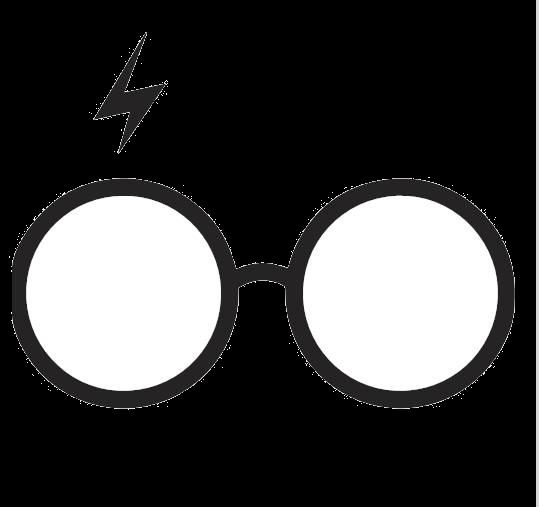Harry Potter Glasses Clipart Il Xn Gih Clip Art Guru Png.