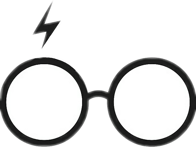 Glasses Clip art Harry Potter (Literary Series) Image Openclipart.