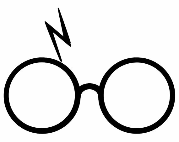 Harry Potter Glasses Png (107+ images in Collection) Page 1.