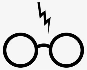 Harry Potter Glasses PNG, Transparent Harry Potter Glasses PNG Image.