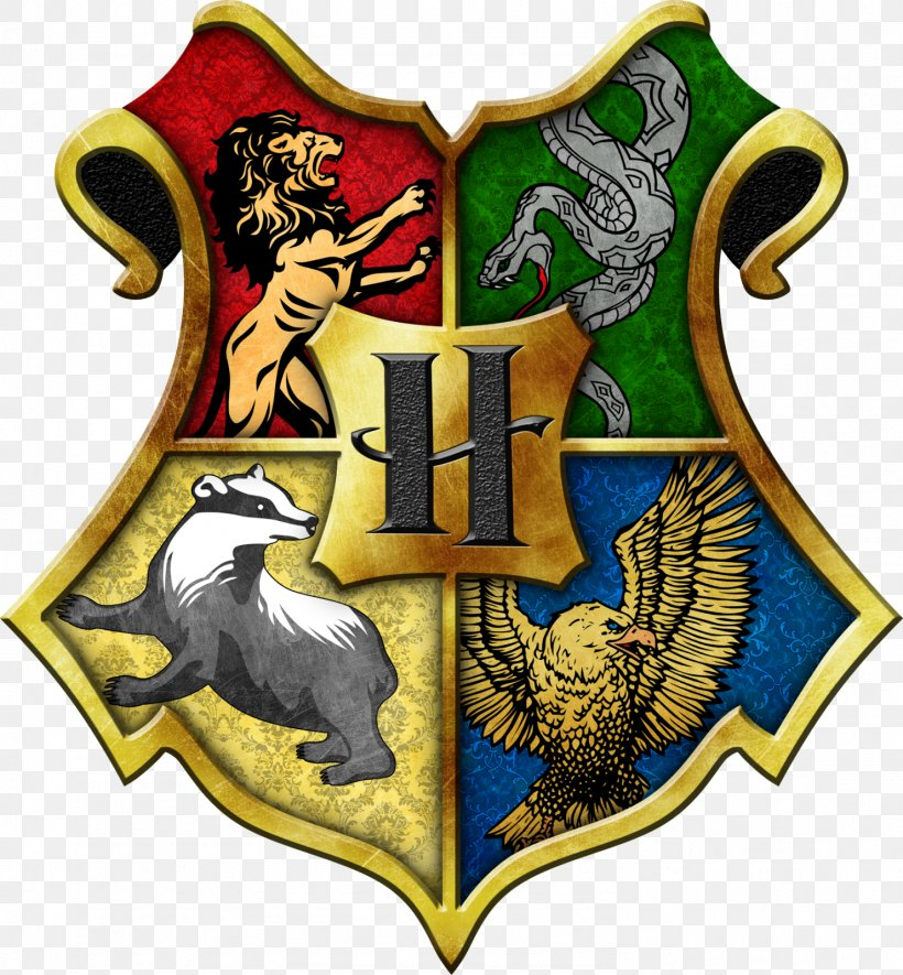 Harry Potter Hogwarts Gryffindor Slytherin House Clip Art.
