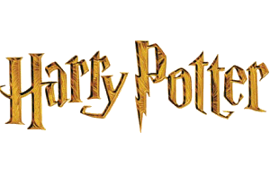 Harry Potter Logo transparent PNG.