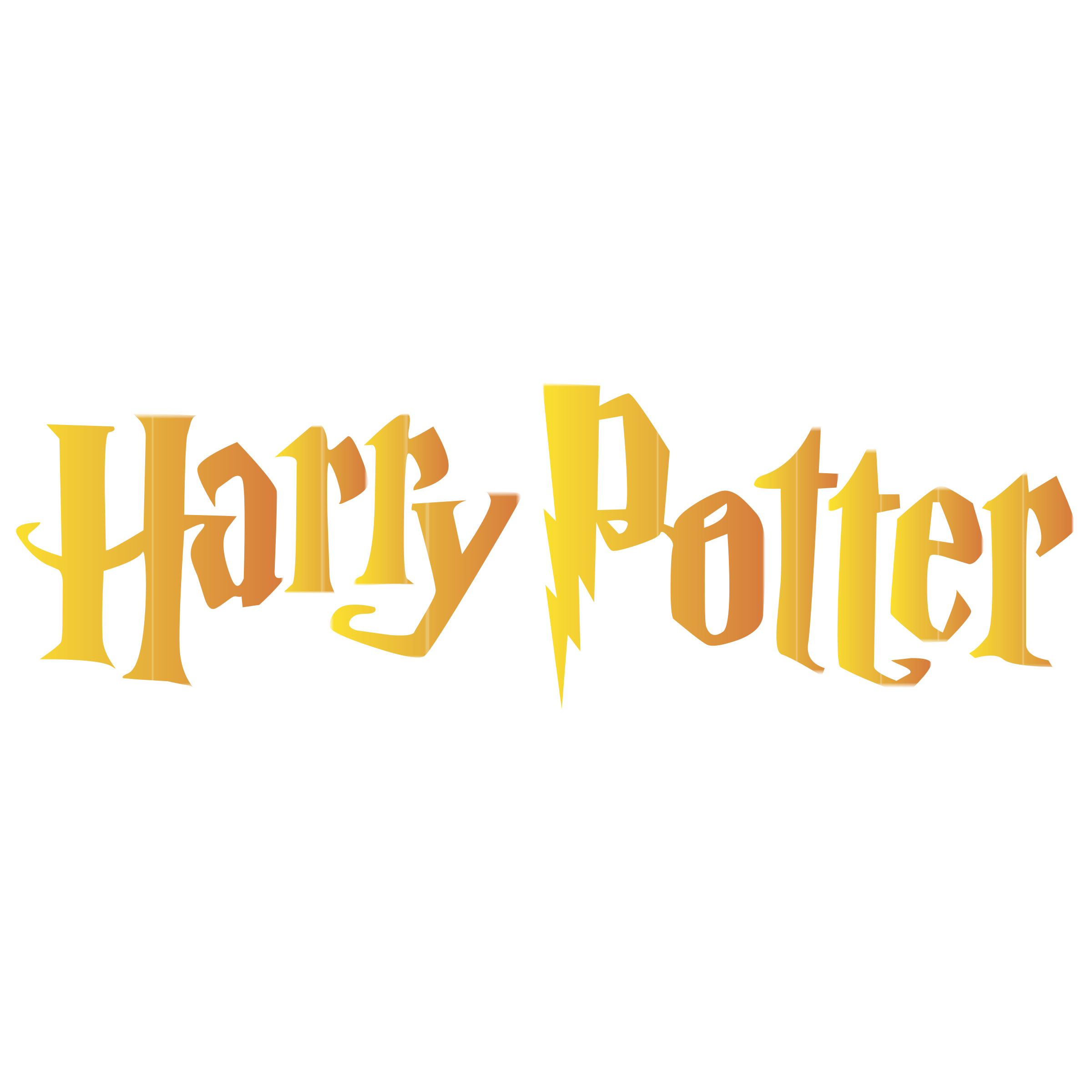 Harry Potter Logo PNG Transparent & SVG Vector.