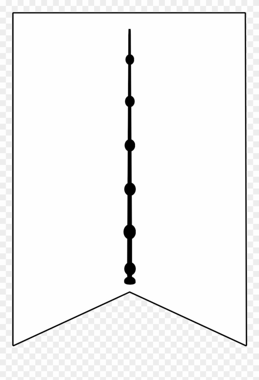 Marauder\'s Map Footsteps Harry Potter Banner Flag.