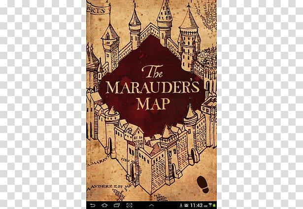 Kelmikaart Peter Pettigrew Sirius Black Map Hogwarts.