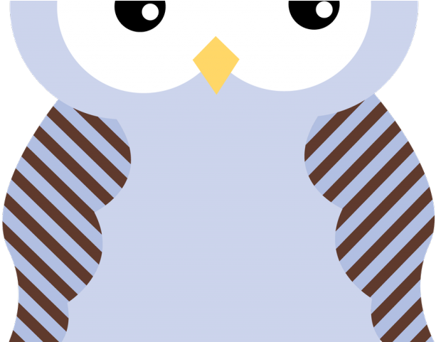 Snowy Owl Clipart Paper.