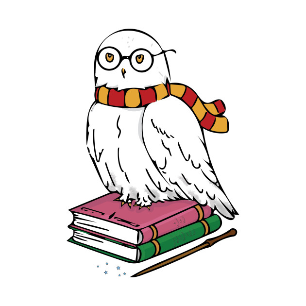 Harry Potter Owl Clipart.