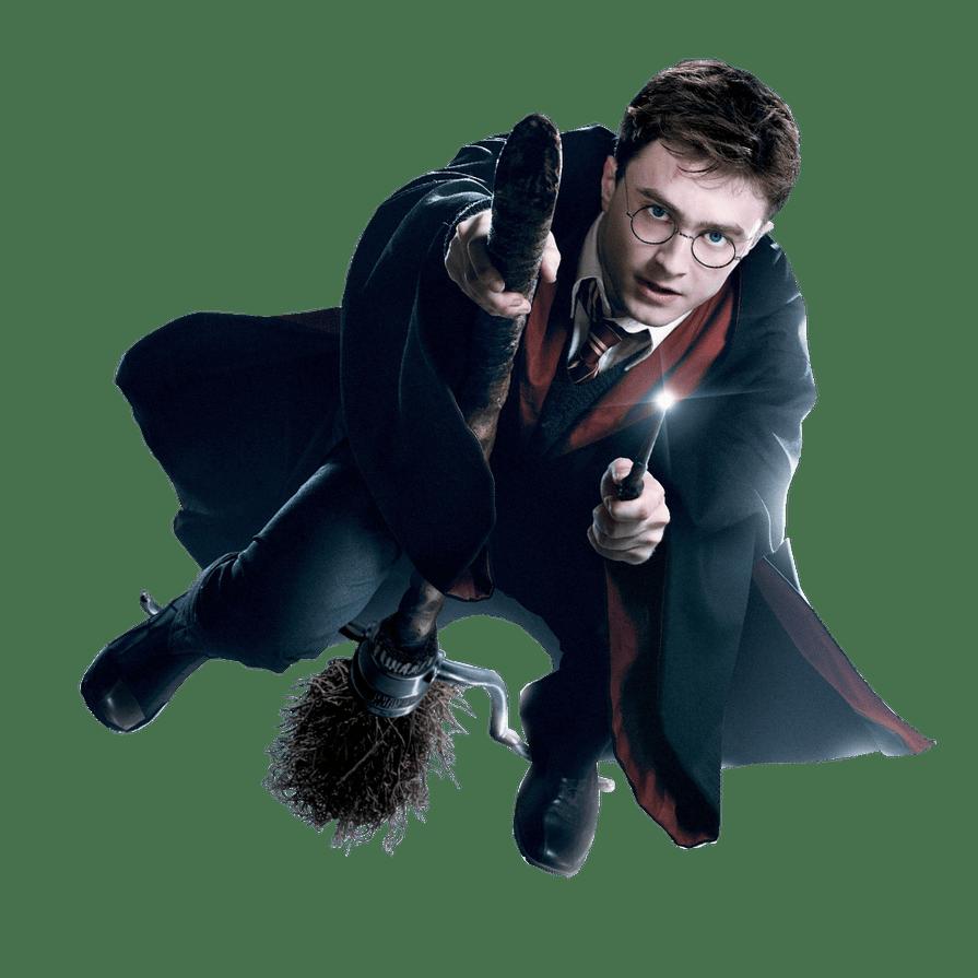 Harry Potter transparent background image.