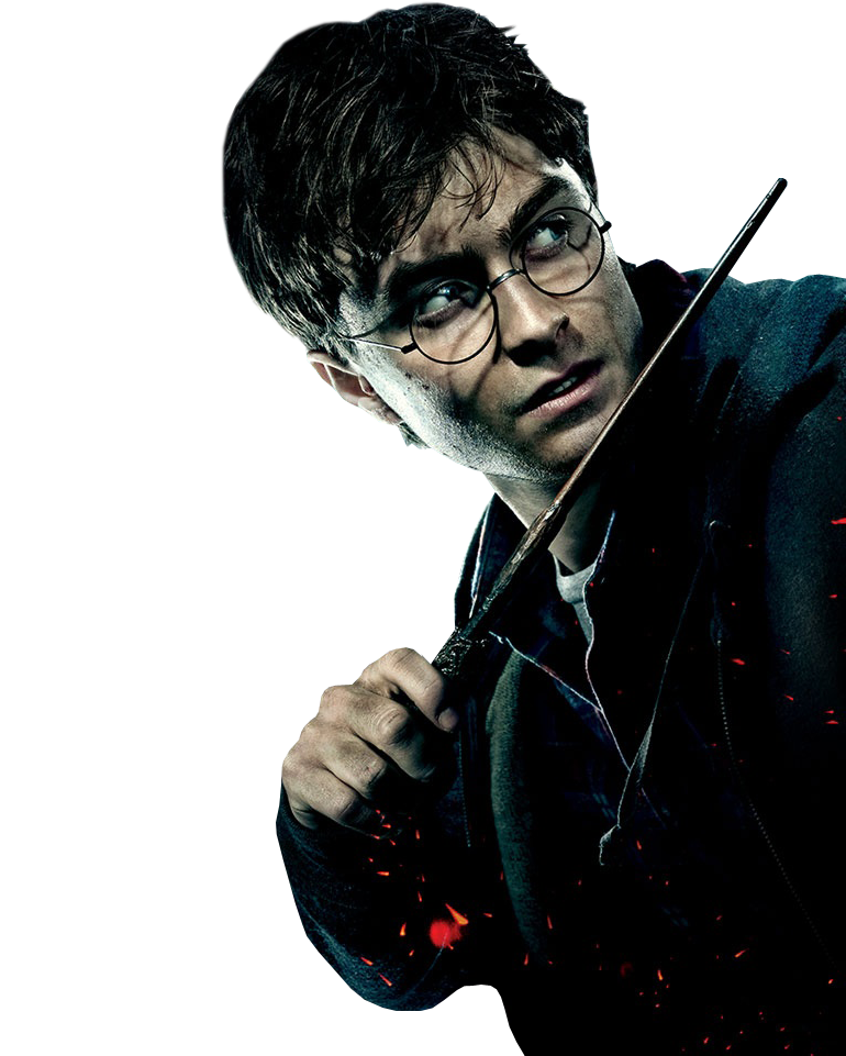 Download Harry Potter PNG Clipart For Designing Work.